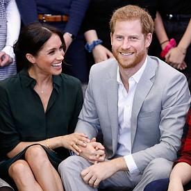 Меган Маркъл и принц Хари чакат първото си дете