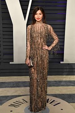 Червеният килим на партито на Vanity Fair за Оскарите