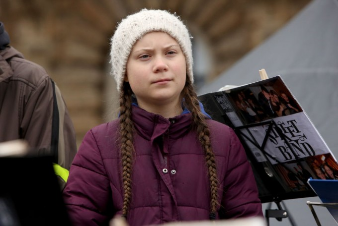 16-годишната еко-активистка Грета Тунберг е номинирана за Нобелова награда за мир