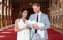 Бебето на Меган и Хари с първа медийна изява и име