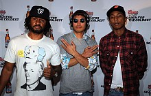 N.E.R.D представят новия си албум No_One Ever Really Dies