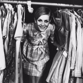 Туиги - супермоделът на 60-те години