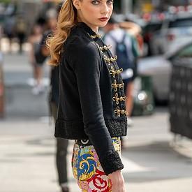 Street Style: Късно лято в Ню Йорк
