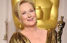 """13. Пак започваме с тези Оскари - 19 номинации. Това е един своеобразен рекорд не само сред актрисите, но и сред актьорите. Прибира само 3 от тях: за """"Крамър срещу Крамър""""; """"Изборът на Софи"""" и """"Желязната лейди"""". С две думи - 16 пъти е била ограбена от членовете на Академията."""