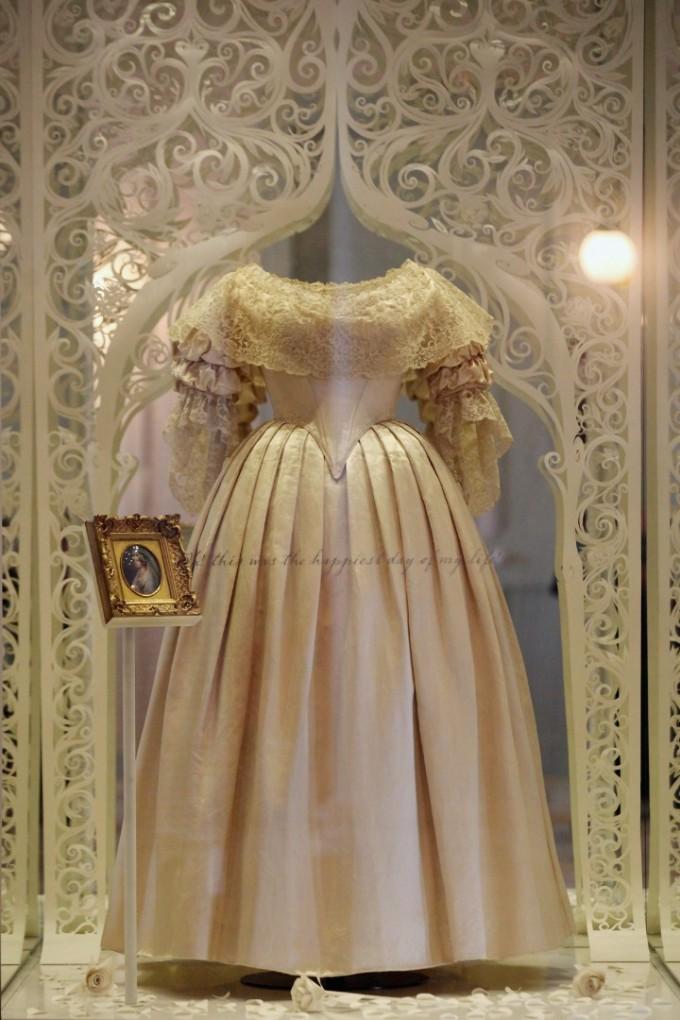Сватбената рокля на кралица Виктория