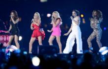 Момичетата от Spice Girls се събраха през 2012 г. за закриването на Олимпийските игри в Лондон