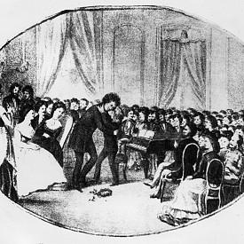 #TBT: Диагноза ЛИСТОМАНИЯ - музикалният феномен на 19-ти век