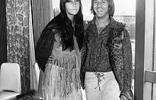 Шер и Сони Боно 1965 г.