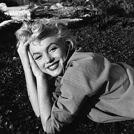 Мерилин Монро през 1954 г.