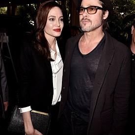 """Брад Пит и Анджелина Джоли в """"Мистър и миси Смит"""""""