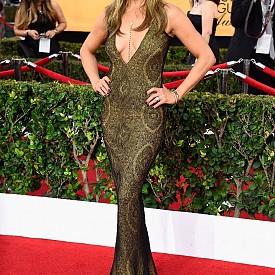 45-годишната Дженифър Анистън е една от най-красиво остаряващите жени в Холивуд, освен това повечето жени мечтаят да имат нейните крака.
