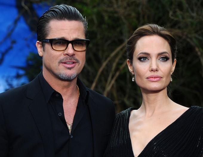 Брад Пит и Анджелина Джоли вече са официално разведени
