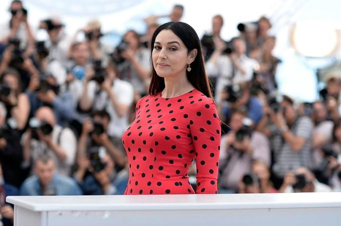 52-годишната Моника Белучи ще бъде водещ на кинофестивала в Кан през 2017 г.