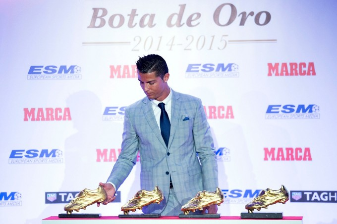 """4-те """"Златни обувки"""""""