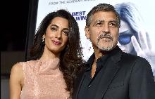 Джордж Клуни разкри датата на раждането на близнаците