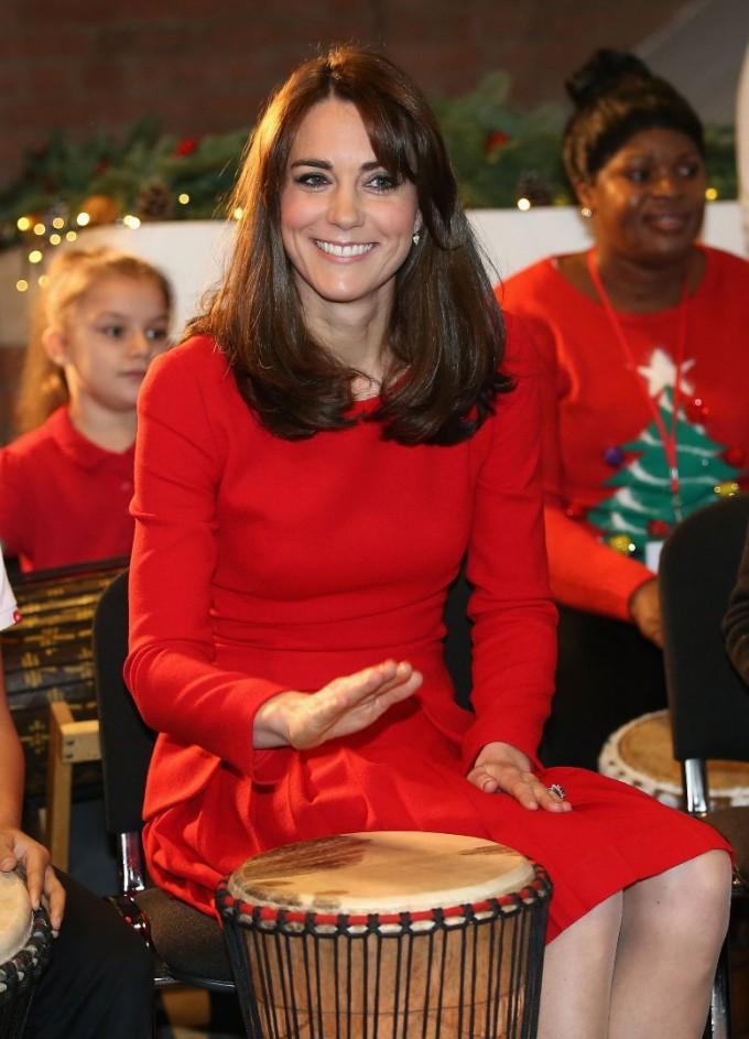Херцогиня Катрин обожава сладникавата миризма, който...