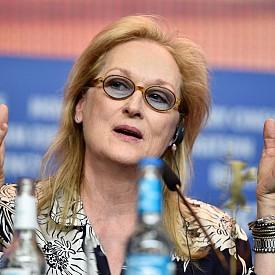 10. Мерил е сред жените, които не мълчат и винаги казват това, което мислят. Тя не се примирява със сексизма в Холивуд, както и с факта, че за по-възрастните актриси работата се ограничава.
