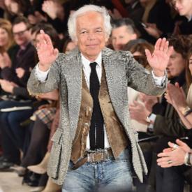 Ralph Lauren чества 50-та си годишнина в Ню Йорк