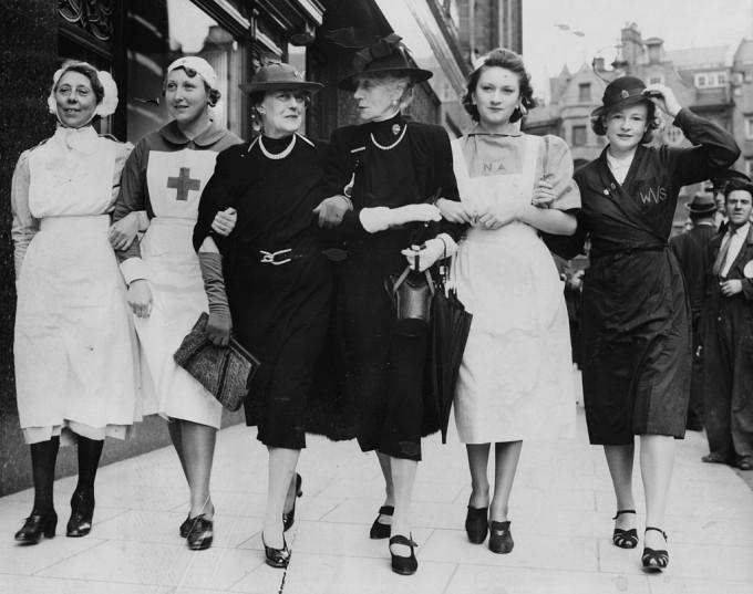 Лондон, 9 юли 1940 г.
