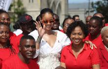 Правителството на Барбадос ще кръсти улица на името на Риана