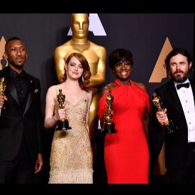 Вижте победителите от 89-тите Оскари
