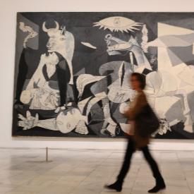Най-големият музей на Пикасо ще бъде открит от дъщеря му
