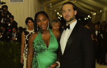 Серина Уилямс за първи път показа бременното си коремче