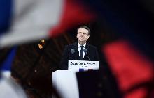 Новят президент на Франция Еманюел Макрон