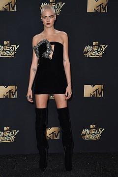 Най-добрите визии от MTV Movie Awards