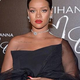 Rihanna Chopard