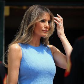 Стилът на първата дама: Мелания Тръмп