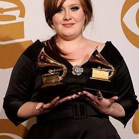 Адел на 51-вите награди Грами