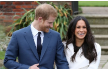 Принц Хари и Меган Маркъл избраха място за сватбата си