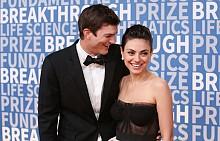 Мила Кунис: Имам най-добрия съпруг в целия свят