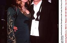 """През 1998 г. Кейт Уинслет  е с червената коса на Роуз, героинята си от """"Титаник""""."""