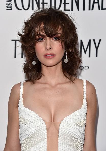 Рошава коса като тази на Алисън Бри ще покаже...