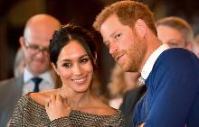 Принц Хари е личният стилист на Меган Маркъл