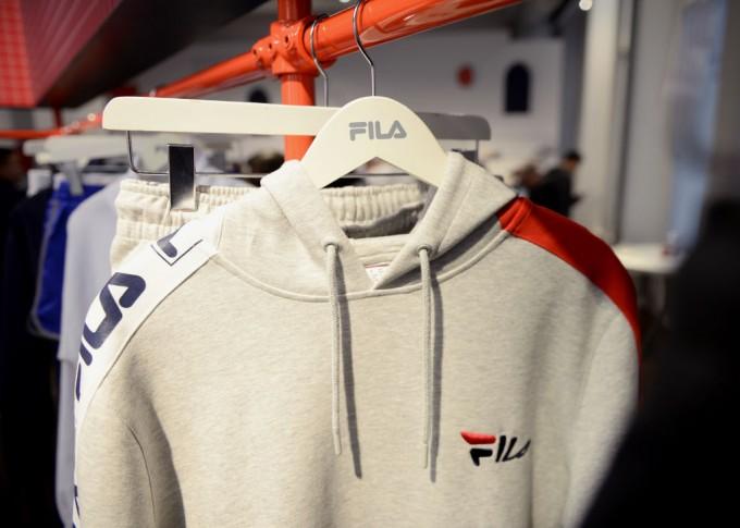 FILA ще дебютира на миланската седмица на модата....