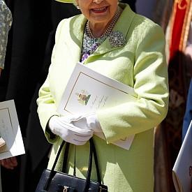 Кралицата отбелязва рождения си ден два пъти годишно