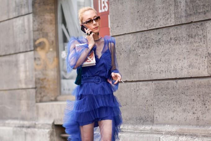 TREND REPORT: Прозрачните рокли за лятото