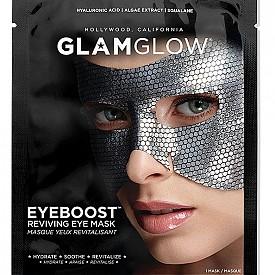 Маска за околоочен контур Eyeboost Reviving Eye Mask на GLAMGLOW с екстракт от водорасли, 18 лв.