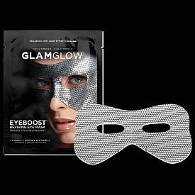 Освен, че е много интересна като визия, новата маска за околоочен контур Eyeboost Reviving Eye Mask хидратира, ревитализира и изглажда кожата на деликатната зона.