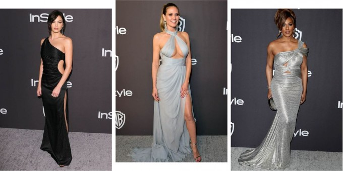 Най-секси роклите от афтърпартитата на Златен глобус 2019