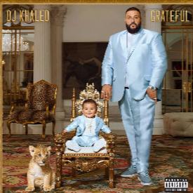 Grateful на DJ Khalid е един от най-очакваните албуми на годината