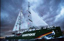 Ветроходът Rainbow Warrior на Greenpeace пристига в България през август