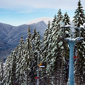 Гщаад предлага прекрасни условия за ски през зимата