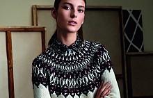 Пуловерът за зима 2014