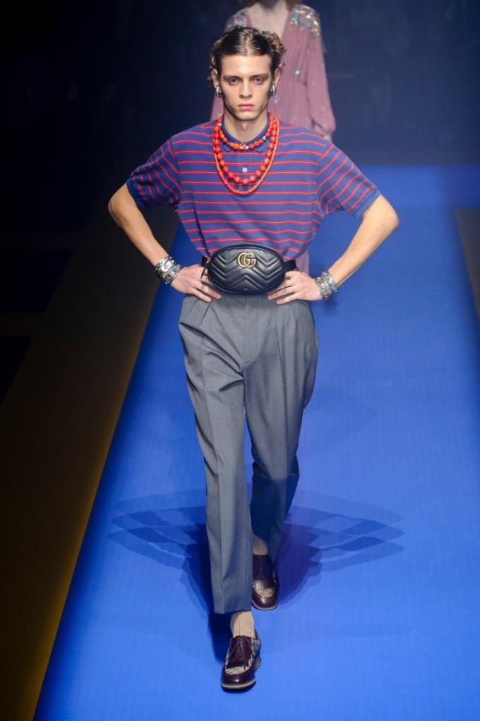 Унисекс модел на Gucci