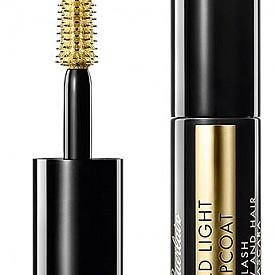 Златната спирала: безценен златен топ за мигли и вежди (може да се използва дори за косата!), който е вдъхновен от модните ревюта.