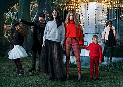 H&M Holiday Campaign 2017